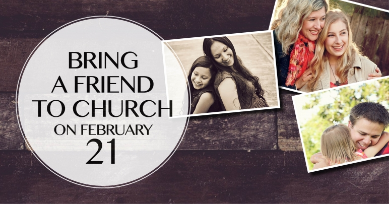 Emmanuel Friend Day | Feb 21st